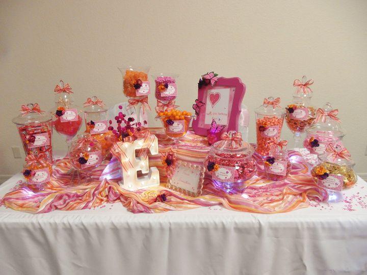 Sweet Sensations Candy Buffets