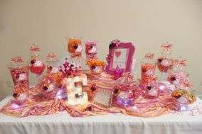 Sweet Sensations Candy Buffets