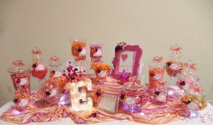 Sweet Sensations Candy Buffets 1