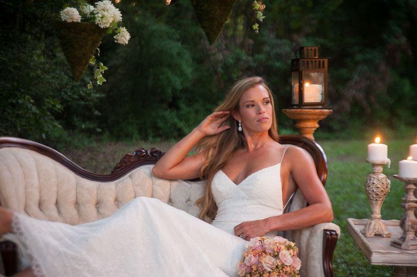 Bridal pictorial