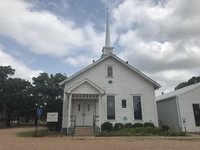 Cahill UMC Front