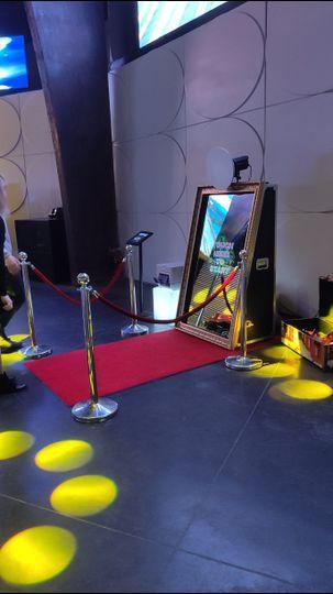 Our Interactive Magic Mirror