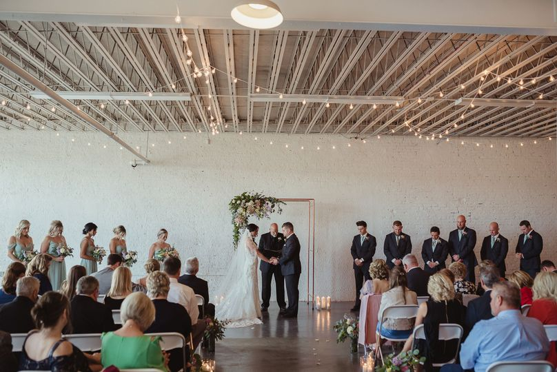 Ceremony in Michigan Room