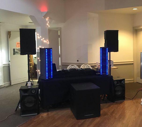 Cerwin Vega Powered Speakers