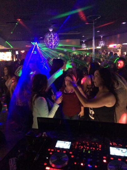 Nightclub Event