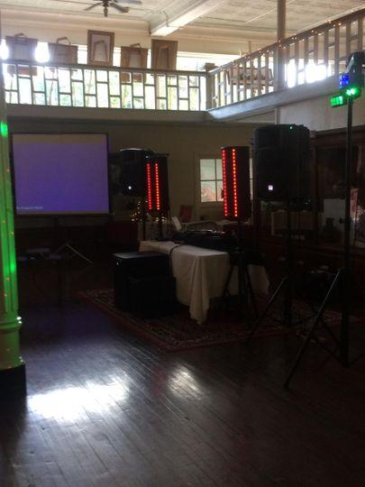Museum Wedding in Trinidad