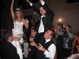 Tmx 1428608272114 Bride And Groom Up In The Air Saint Paul, MN wedding dj