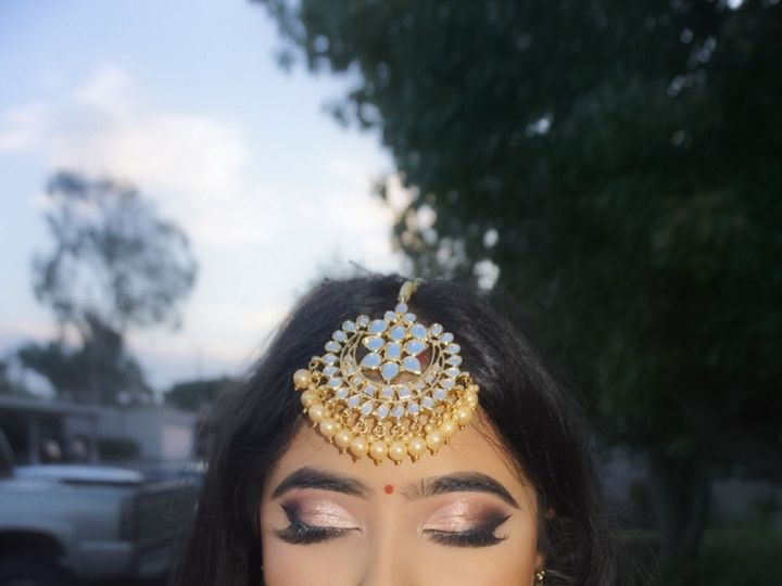Tmx Indian Wedding 51 1113427 159034506155122 San Bernardino, CA wedding beauty