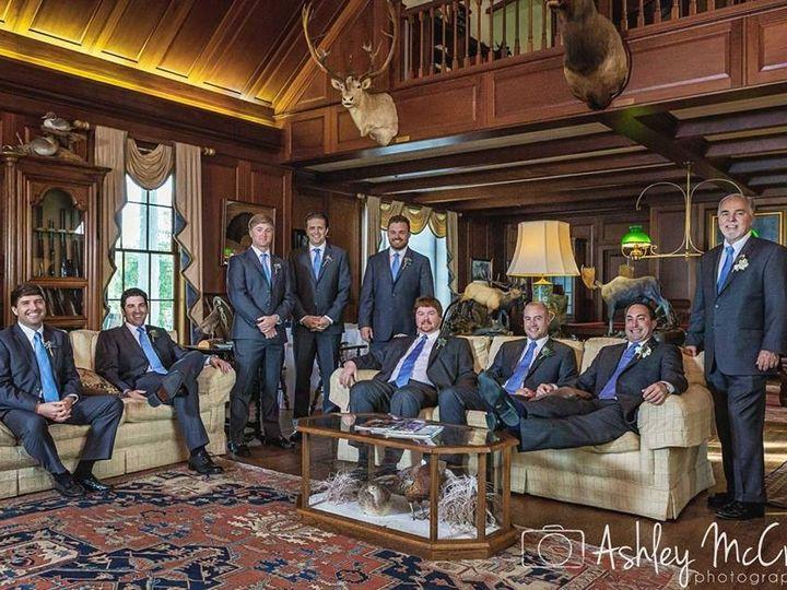 Tmx 1456931117324 Jillian And Ed Wedding Gents Room Nashville, NC wedding venue