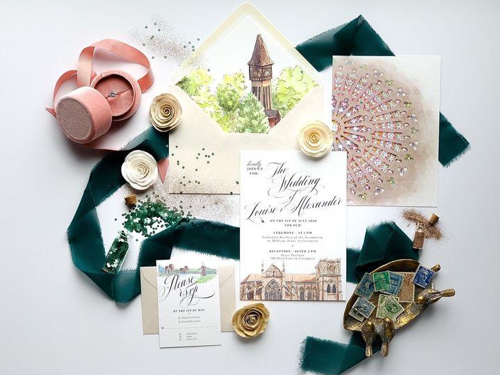 Covington Wedding