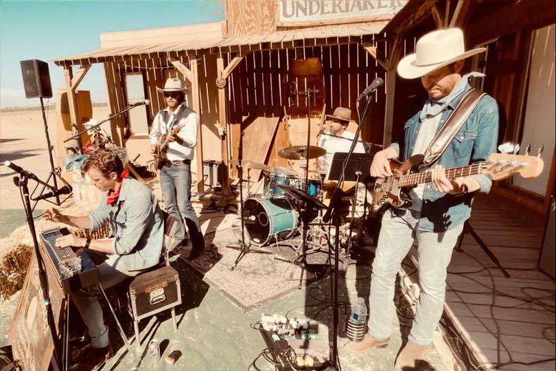 Canyon Brothers Band