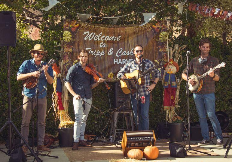 Wood & Steel Bluegrass Band