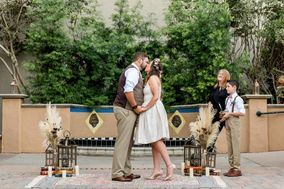 Silver and Sage Weddings By Merrie