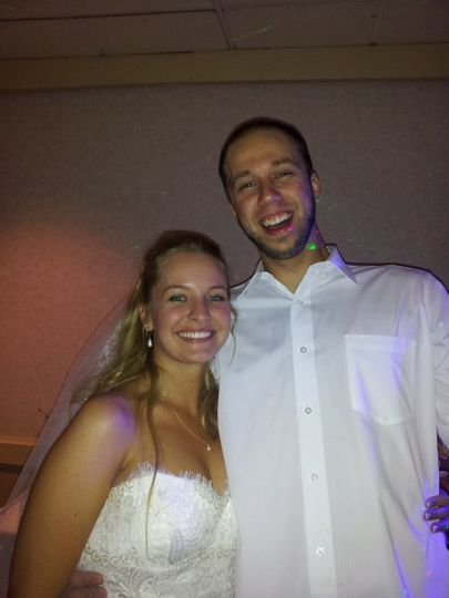 Another happy couple, courtesy of caught-in-the-act entertainment.