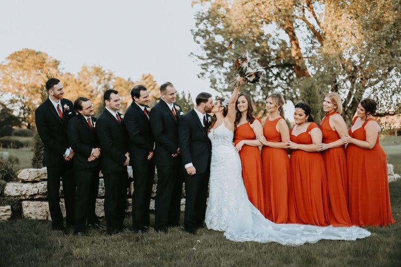 Jasmin + Chris' Wedding Day