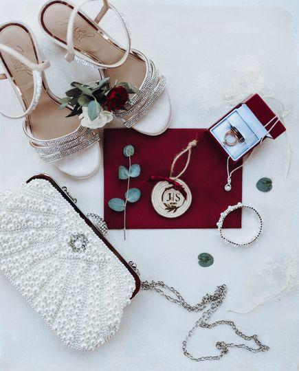Wedding Flat Lay + Details