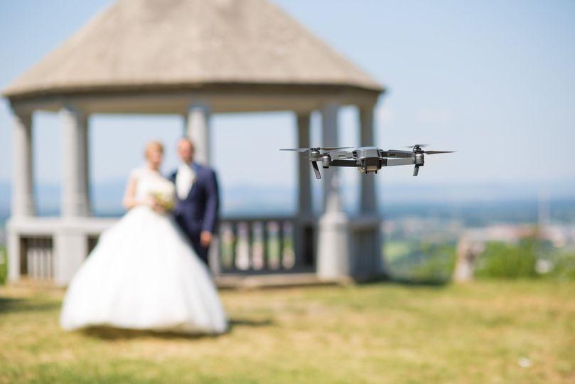 Drone coverage