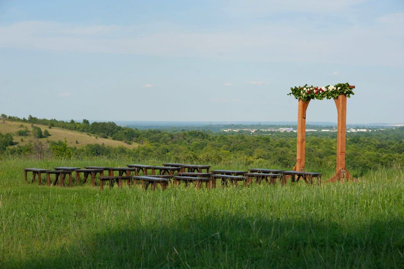 Sunset Ridge, ceremony