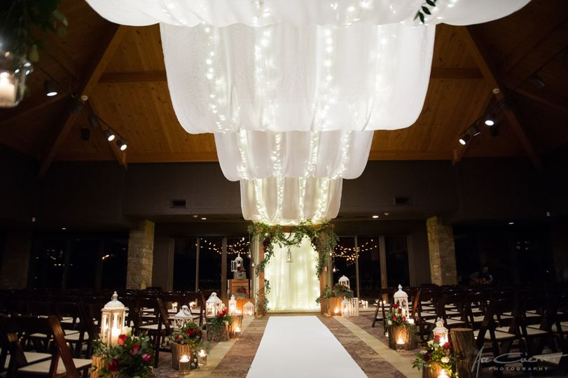 Ceremony, Evergreen Room