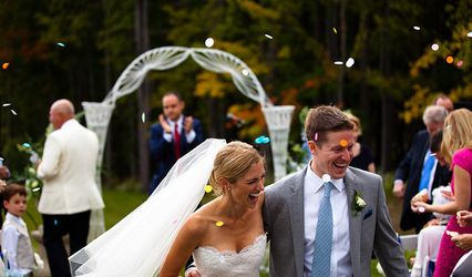 The wedding of Martin and Brittney