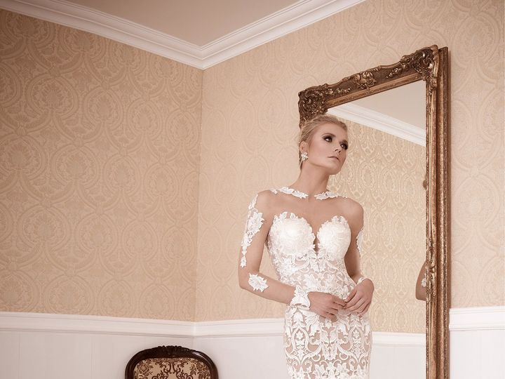 Tmx 1511372909391 Lady In Lace Front Jenkintown, Pennsylvania wedding dress
