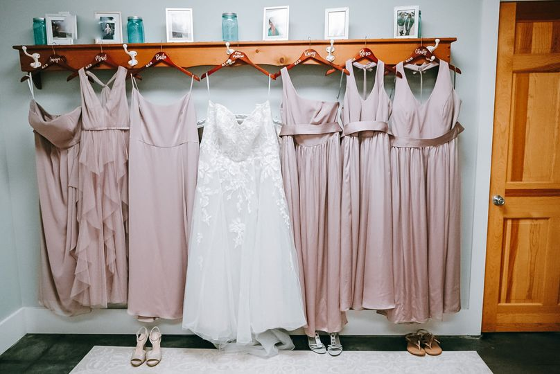 Dresses for the big day