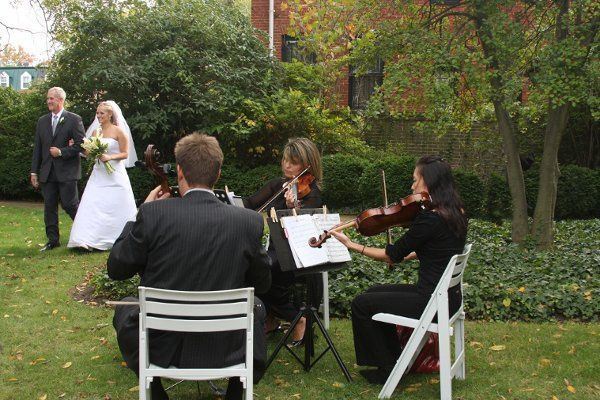 Garden Wedding in Old Town, Alexandria