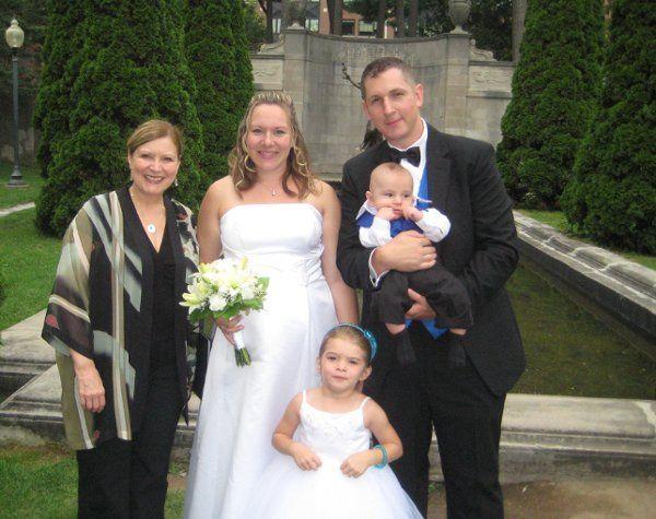 Saratoga Wedding Officiant Reverend Joy Burke