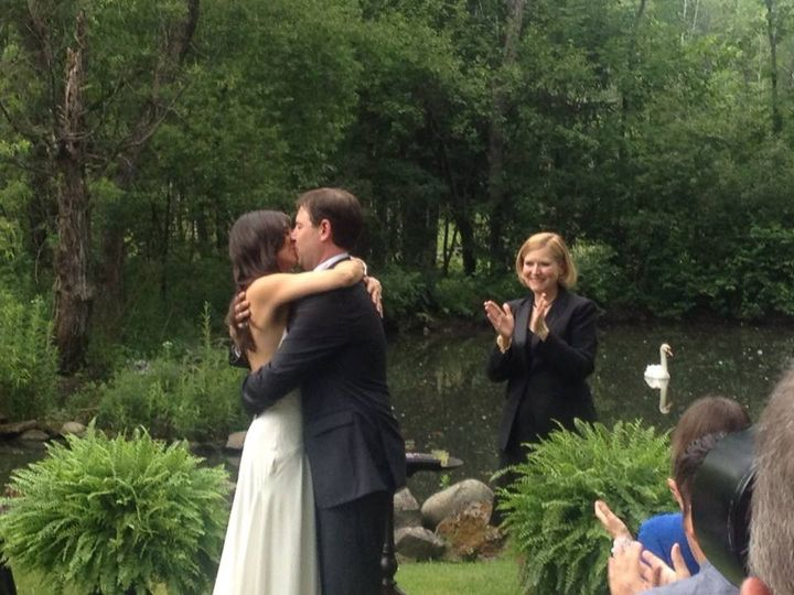 Tmx 1426597884149 Beth Anne  Jeremy Saratoga Springs, New York wedding officiant