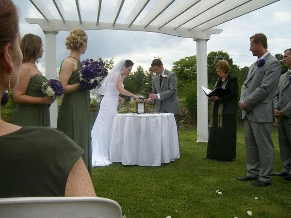 Tmx 1426598094453 Kate Shawn Sandceremony01 Saratoga Springs, New York wedding officiant