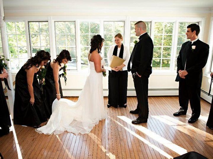 Tmx 1426619469969 Jenn  Joe Saratoga Springs, New York wedding officiant