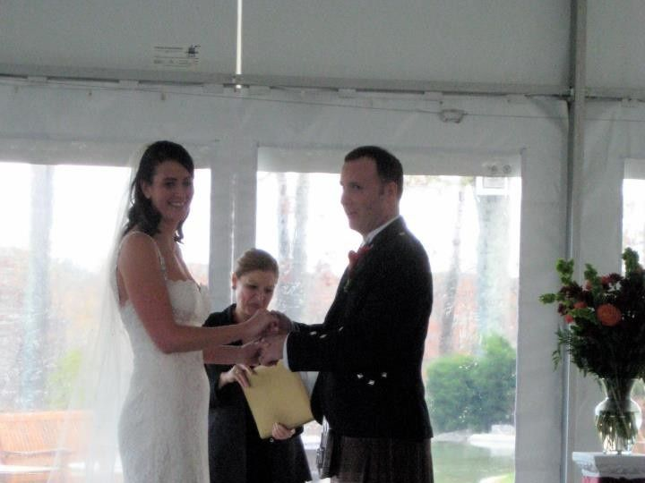 Tmx 1426619482136 Lorna  Chris Saratoga Springs, New York wedding officiant