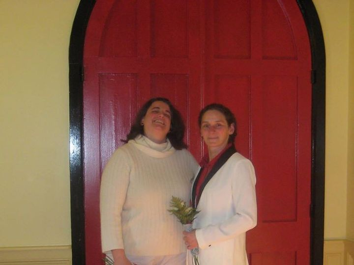 Tmx 1426619886368 W Ee Mechelle  Jill Saratoga Springs, New York wedding officiant
