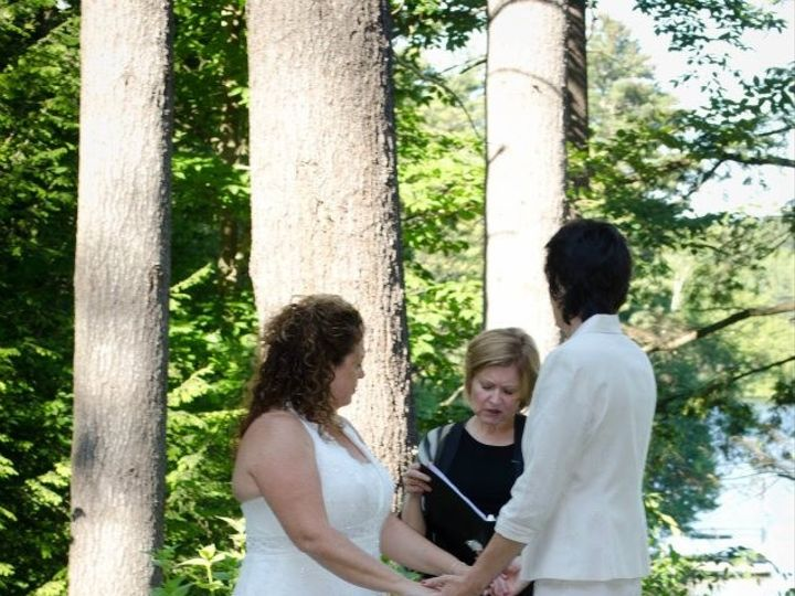 Tmx 1426619892028 W Ee Shannon  Tammy Saratoga Springs, New York wedding officiant