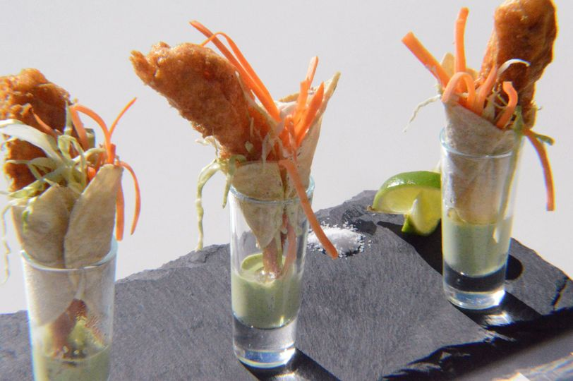 4d3db882f16cc46f 1455214923728 cilantro shot shrimp and fish tacofotor