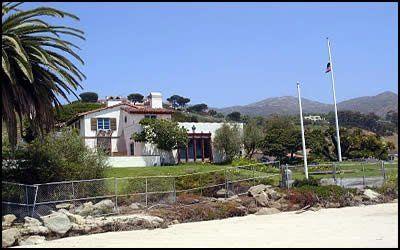 Adamson House Malibu Beach