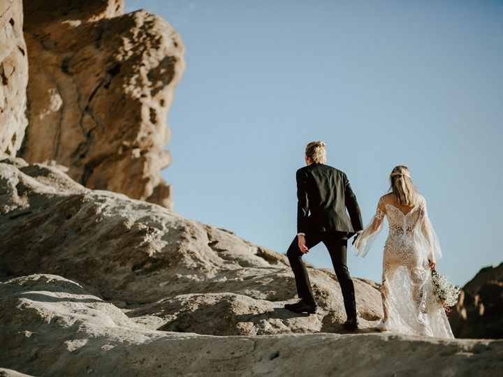 Tmx Evertwo Films Vasquez Rocks Engagement Shoot 135 51 1067427 1565156593 Los Angeles, CA wedding videography