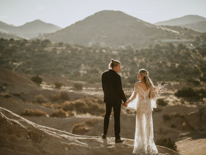 Tmx Evertwo Films Vasquez Rocks Engagement Shoot 150 51 1067427 1565156593 Los Angeles, CA wedding videography