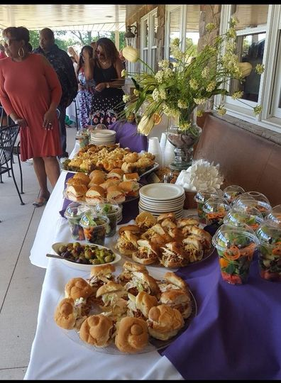 Catering for large gatherings