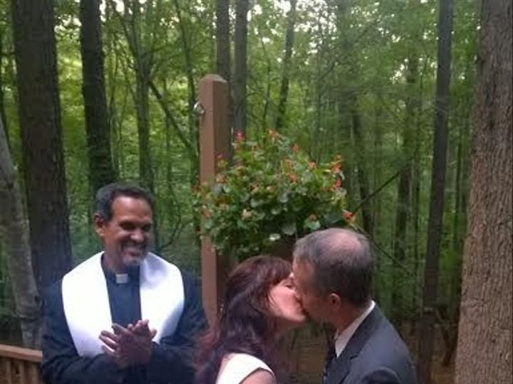 Tmx 1473125386755 Rev Omar Kiss2 Raleigh, NC wedding officiant