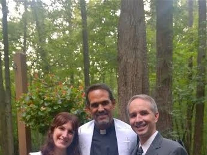 Tmx 1473125403447 Rev Omar Profile Raleigh, NC wedding officiant