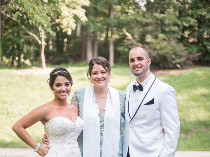 Tmx 1480191731359 Daniela Court 07 02 16 Portraits 0002 Raleigh, NC wedding officiant