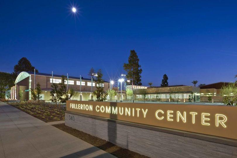 Fullerton Community Center