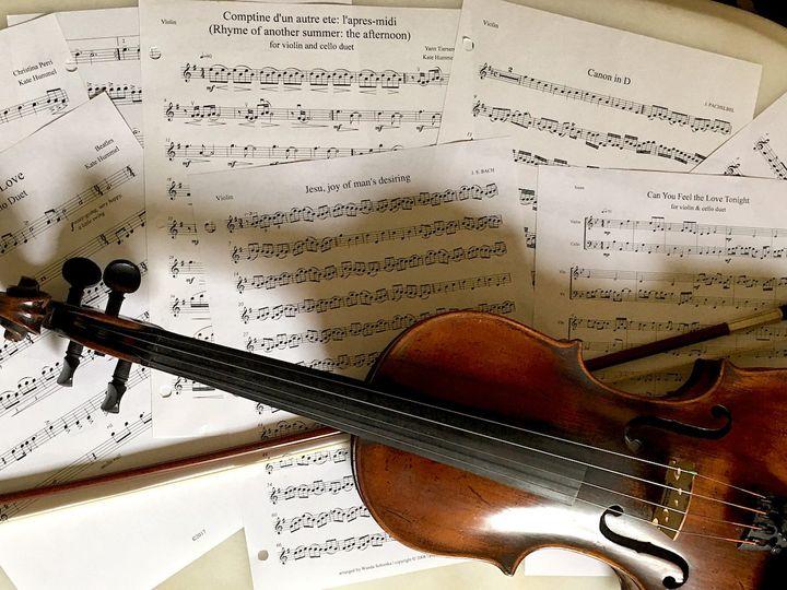 Tmx 1501861070927 Violin Weddingwire Rep Smaller Harrisonburg wedding ceremonymusic