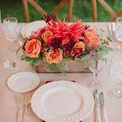 Tmx 1421115096129 Faller Centerpiece Delaplane wedding florist