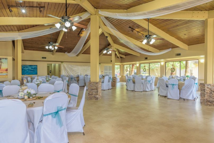The Tiki Event Centre - flexible event space