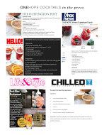 onehope cocktails in the press pdf