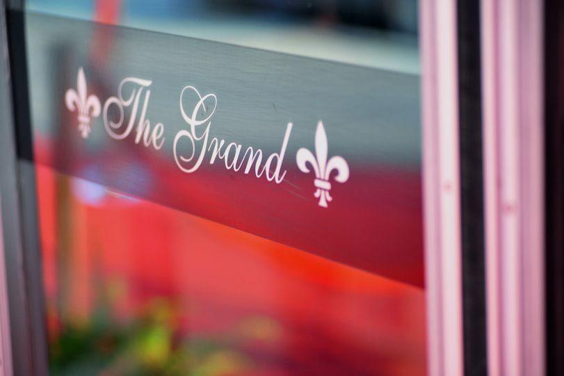 The grand label