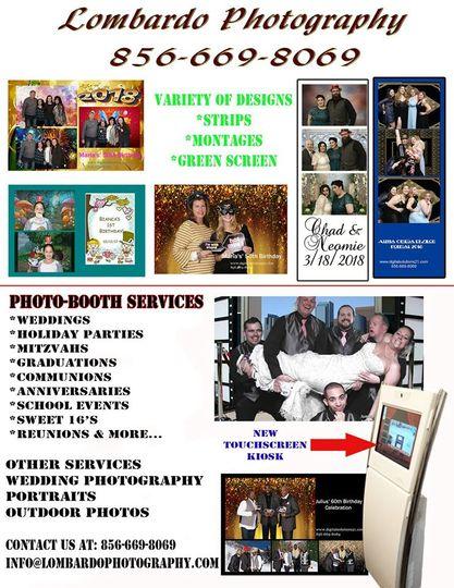 Photobooth/hashtag printing