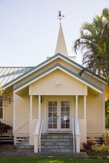 The Steeple House exterior | Mike Adrian Photo